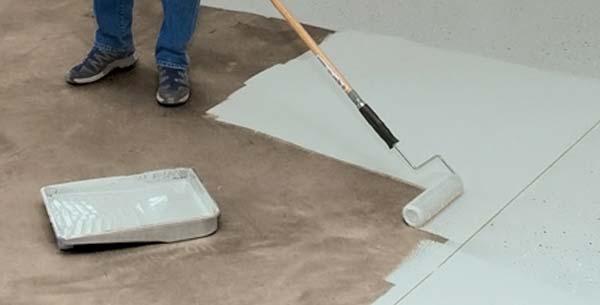 betonvloer verven