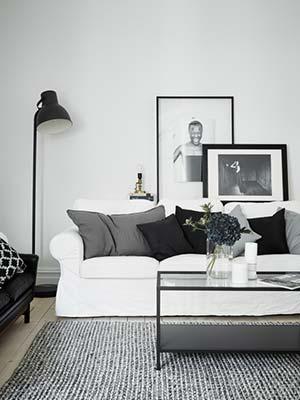 zwart, wit, grijs kleuradvies